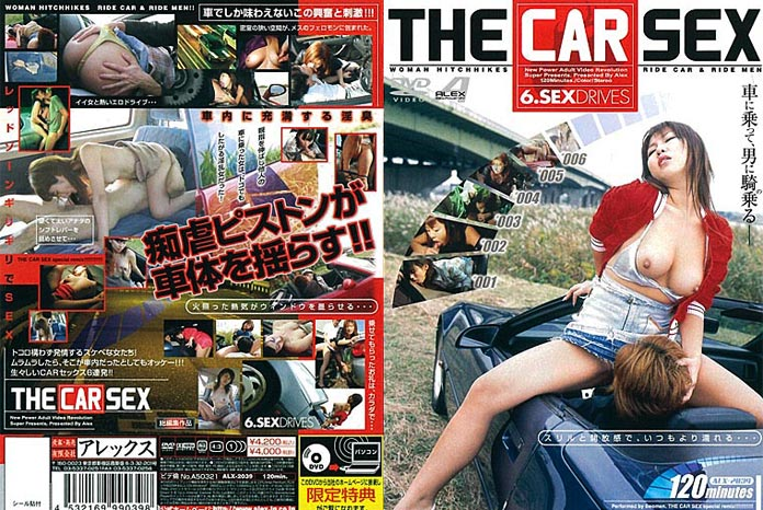 ALX-2039 - The Car Sex
