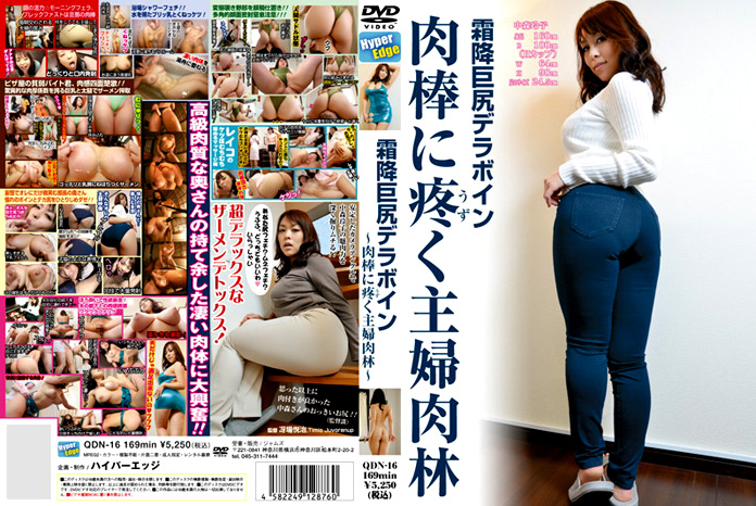 QDN-16 - Housewife Meat Japanese Beauty -  Reiko Nakamori